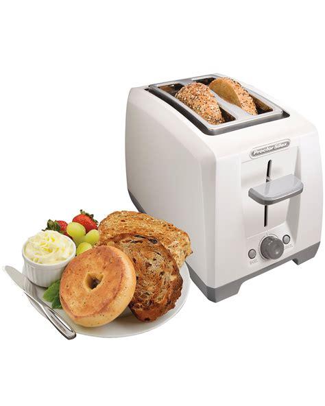 Bagel Toaster by Proctor Silex 2 Slice Bagel Toaster Kitchen