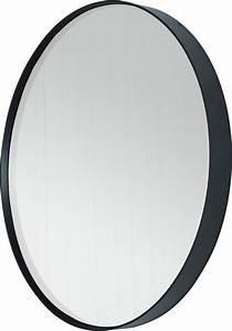Spiegel 60 X 40 : spinder design donna 3 spiegel rond 60x5 zwart ~ Bigdaddyawards.com Haus und Dekorationen