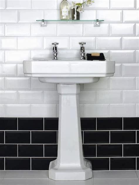 1940s Bathroom Sink by 1940s Bathroom In Praise Of Subway Tile