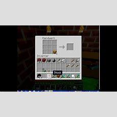 """Minecraft """"wie Craftet Man Eine Spitzhacke"""" Youtube"""