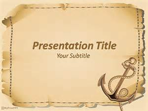 Free Navy PowerPoint Templates