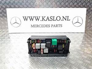 86 Mercede Fuse Box
