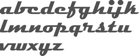 font bureau myfonts streamlined retro typefaces