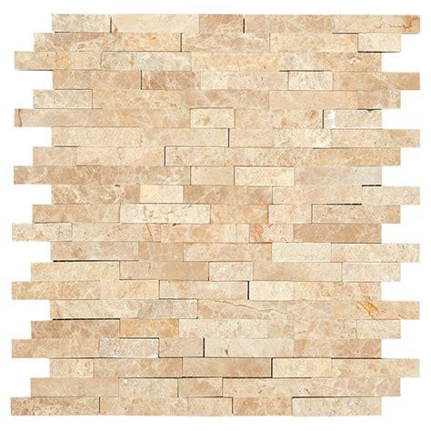 self adhesive tile moony mixed color rona