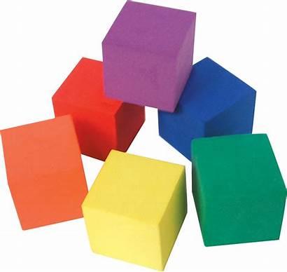 Foam Cubes Teacher