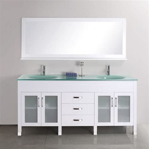 68 inch double sink vanity quinn 68 inch double sink vanity set free shipping today