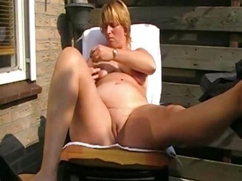 Mature Dutch Milf Masturbates
