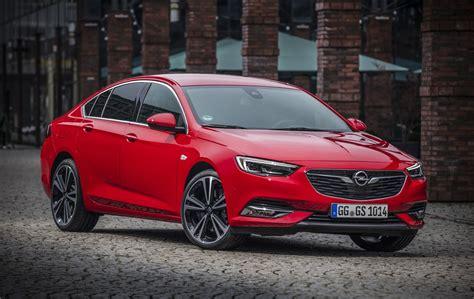 Opel Insigna by Fotospecial Opel Insignia Grand Sport 2017 Dagelijksauto Nl