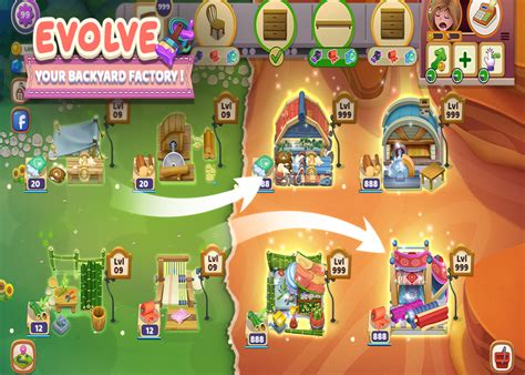 craftory idle factory home design money mod apk
