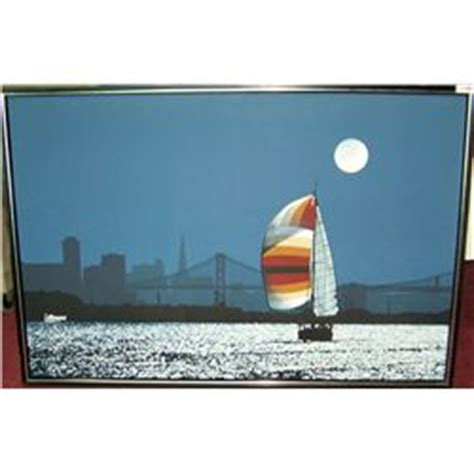 Sailboat Values by Sailboat Painting By Letterman