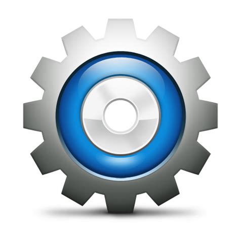 Config, Gears, Setting Icon