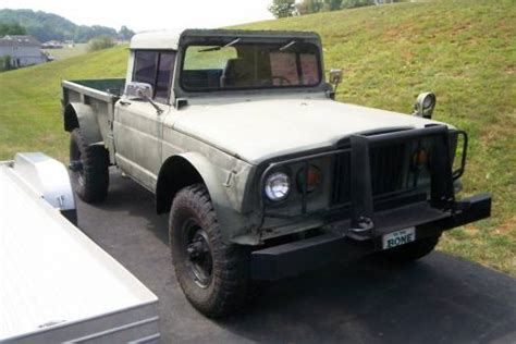 kaiser jeep lifted 1968 kaiser jeep m715 3 000 100067251 custom lifted