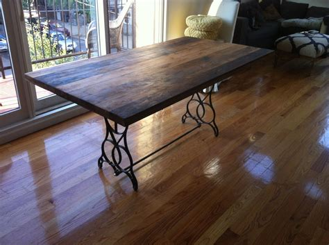 Wooden Tabletop Kitchen by Best 25 Wood Table Tops Ideas On Table Top