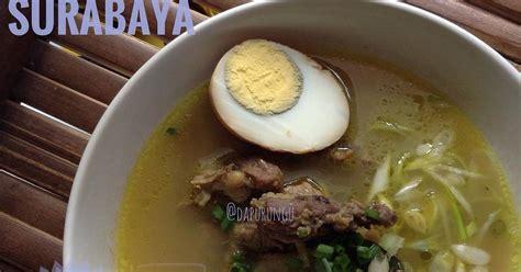 resep soto sulung enak  sederhana cookpad