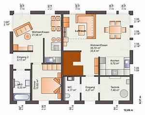 Haus Mit Einliegerwohnung Grundriss : einfamilienhaus mit einliegerwohnung im erdgeschoss ~ Lizthompson.info Haus und Dekorationen