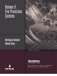 Fire Protection Technical Manual
