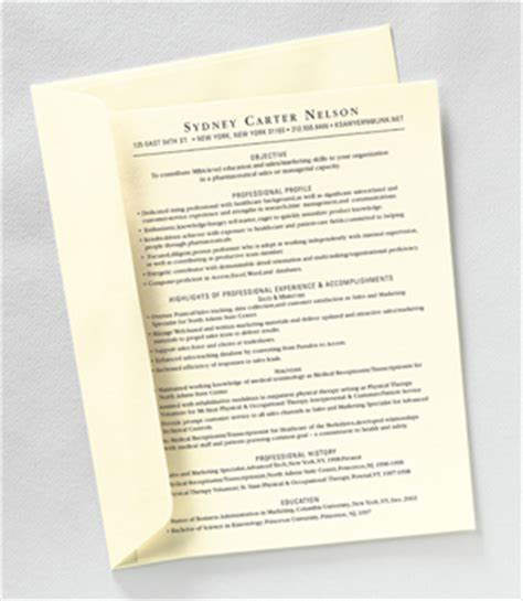 10 resume paper requirements and aesthetics writing