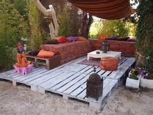 Palette Jardin by Diy 12 Inspirations Pour Un Meuble En Palette