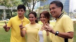 KathNiel to endorse Mar Roxas for president in 2016