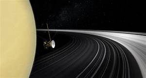 Saturn's 'ring rain' is a surprising cocktail of chemicals ...