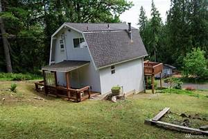 960 sq ft barn cabin for sale in shelton wa With barn homes for sale in washington state
