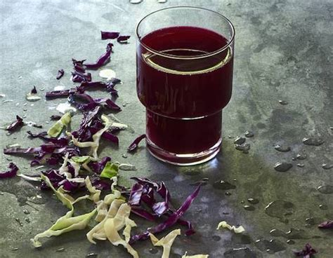 cabbage juice recipes gut health delish surprisingly blender courtesy healthy