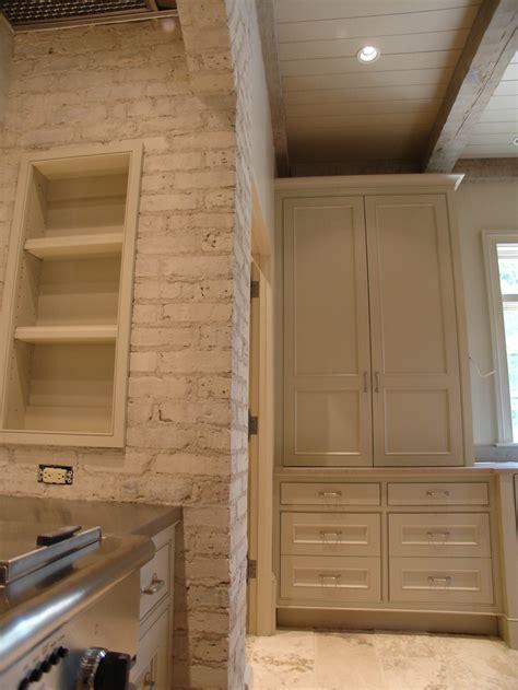 romabio limewash paint application  bricks ceiling  beams   opaque  inspiring