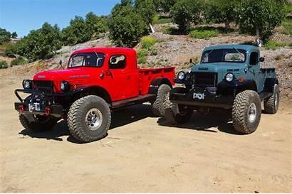 Wagon Power Dodge Trucks Truck Classic 4x4