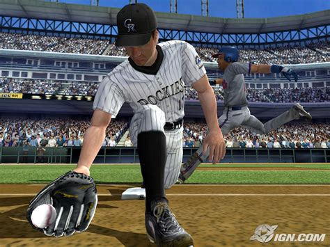 Mvp Baseball 2005 Interview And Screens 56k Go Hit The