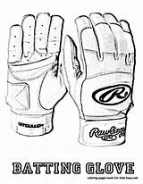 Coloring Glove Baseball Pages Batting Printable Boys Sheet Yescoloring Sports Fired Getcoloringpages Mlb Players Ball sketch template