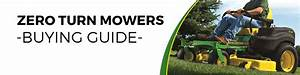 Zero Turn Lawn Mowers Guide