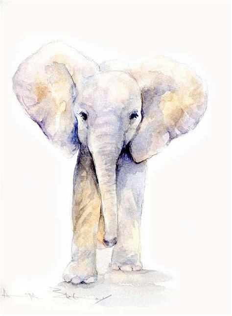 best 25 elephant paintings ideas on elephant