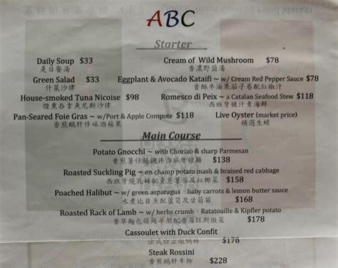abc kitchen queen street cooked food market sheung wan hong kong hungry hong kong