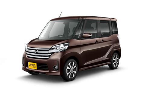 nissan japan cars third 39 kei 39 car from nmkv to be produced by nissan