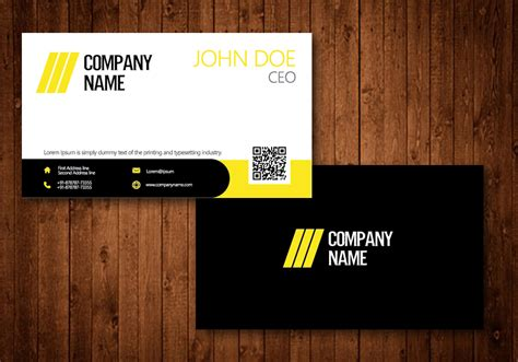 creative business card   vectors clipart
