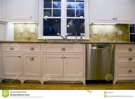 cuisine luxueuse cuisine moderne luxueuse transformée photo stock image