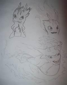 Slugterra character Burpy by Shadowash1 on DeviantArt