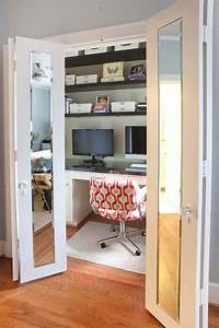 25, Fabulous, Ideas, For, A, Home, Office, In, The, Bedroom