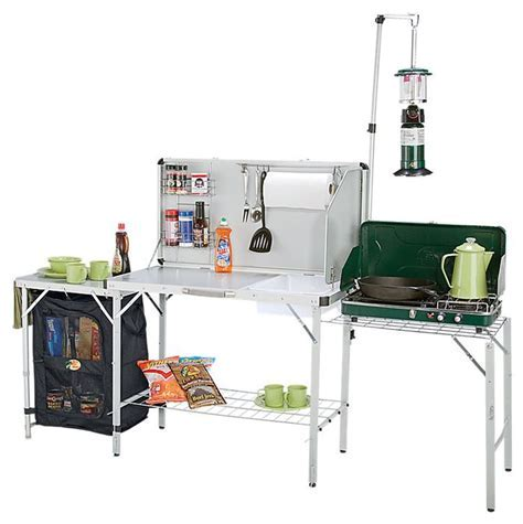 Bass Pro Shops Deluxe Camp Kitchen with Sink Review