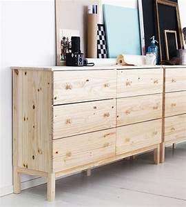 Ikea Tarva Kommode : ikea tarva dresser in home d cor 59 cool ideas digsdigs ~ Watch28wear.com Haus und Dekorationen