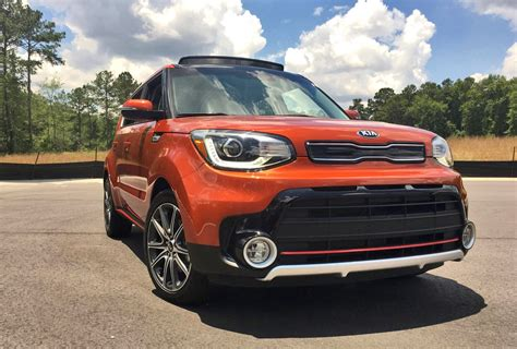 2017 Kia Soul Turbo Hd Road Test Review Video