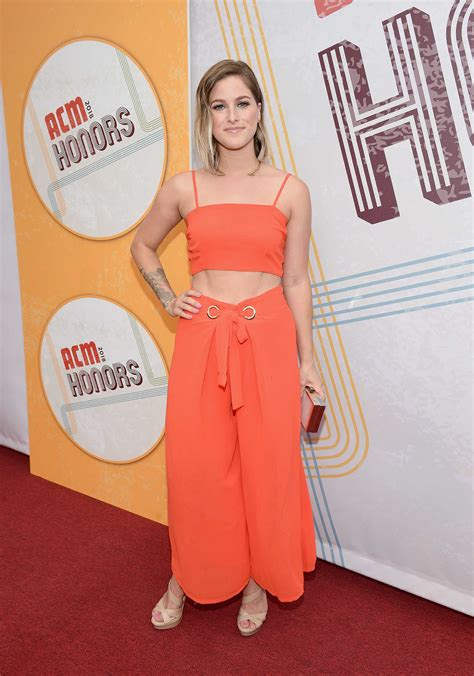 Cassadee Pope at the 12th Annual ACM Honors at Ryman ...