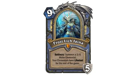 frozen throne guide hearthstone metabomb