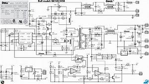 Dell Sa145 3436 Power Supply Schematic Service Manual