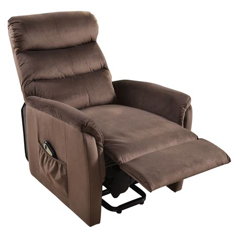 Reclining Chair Bed by Modern Luxury Power Lift Chair Recliner Armchair Electric