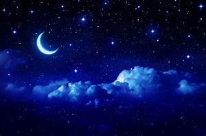 15 Best Photos of Blue Night Sky - Night Skies Stars, Blue ...