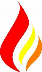 Candle Flame Logo Clip Art at Clker.com - vector clip art ...