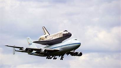 Shuttle Space Discovery Aircraft Wallpapers Carrier Florida