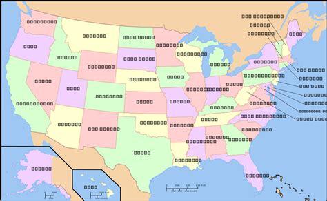pennsylvania map usa