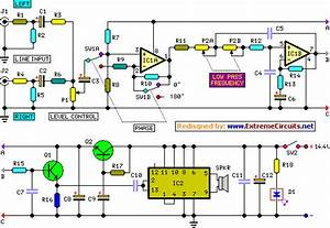 22 Watt Car Subwoofer Amplifier Circuit Diagram